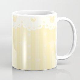 Kawaii Yellow Coffee Mug
