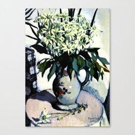 """""""Flannel Flowers"""" by Australin Margaret Preston Canvas Print"""
