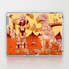 War of the Worlds (man-child edition)...red Laptop & iPad Skin