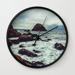 McClures Beach Wall Clock