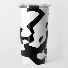 Culdesacs #abstract Travel Mug