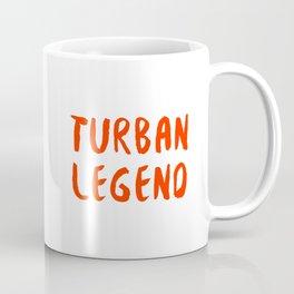 Turban Legend Coffee Mug