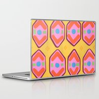 deco Laptop & iPad Skins featuring Deco by Hollis Campbell