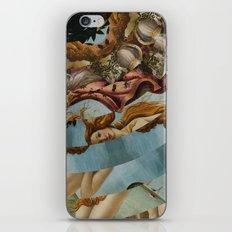 processing boticelli iPhone & iPod Skin