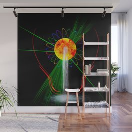 Light and water Wall Mural