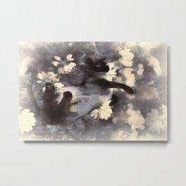 Splendor In The Clover Metal Print