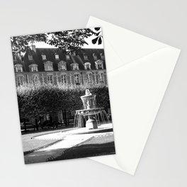Place des Vosges 2 Stationery Cards