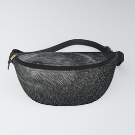 Bear Grizzly Fanny Pack