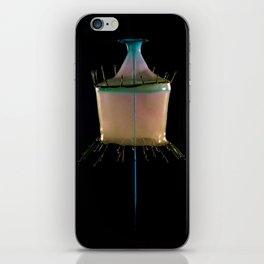 Creamy Collision iPhone Skin
