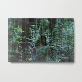 losing you to the wilds Metal Print