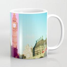 Big Ben Stripe in London Coffee Mug