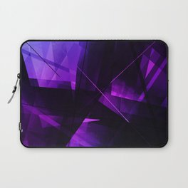 Vanquish - Geometric Abstract Art Laptop Sleeve