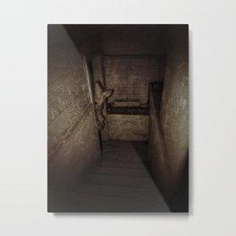 nobunny in the basement Metal Print