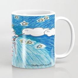 Angel of Love Lamb Coffee Mug