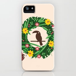 Mele Kalikimaka iPhone Case