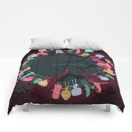 Planet Twelve Comforters