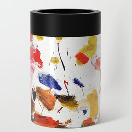 Abstract Painting #2 Can Cooler