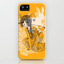 Mori Girl Summer iPhone Case