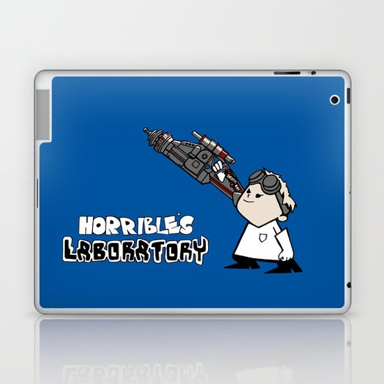 Horrible's Laboratory Laptop & iPad Skin