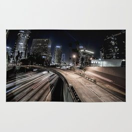 6th st overpass Rug