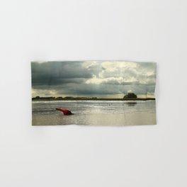 River Scene Hand & Bath Towel