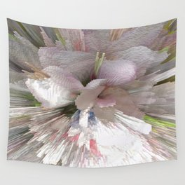 Abstract apple tree Wall Tapestry