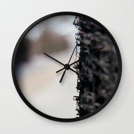 No Posting Wall Clock