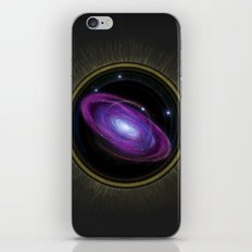 Space Travel - Painting iPhone & iPod Skin
