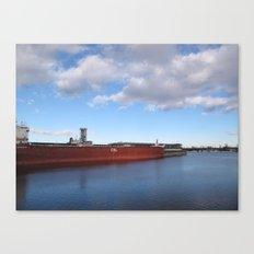 CSL Canvas Print