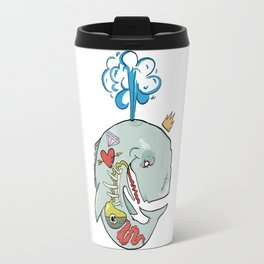 Whale's Belly Travel Mug
