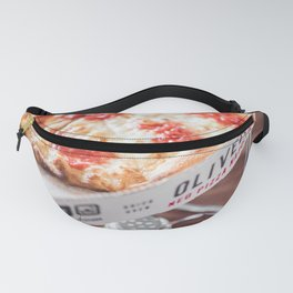 Pizza Slices (78) Fanny Pack