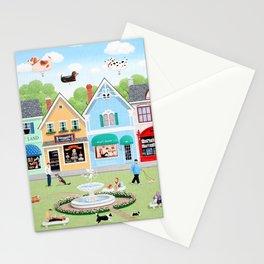 Dog Lovers Lane Stationery Cards