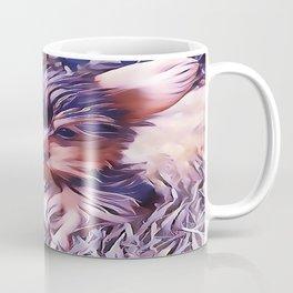 A Cute Teacup Yorkie Coffee Mug