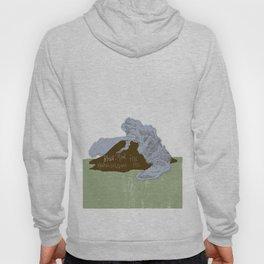 Pelean Volcanic Eruption Hoody