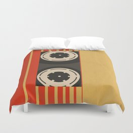 Awesome mix Duvet Cover