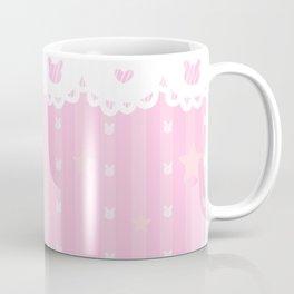 Kawaii Pink Coffee Mug
