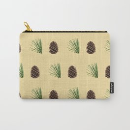 Pine cone pattern Carry-All Pouch