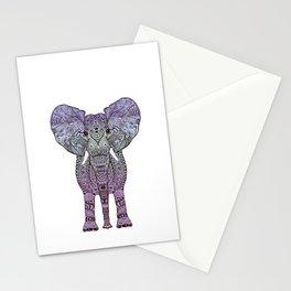 ELEPHANT ELEPHANT ELEPHANT Stationery Cards