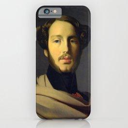"""Jean-Auguste-Dominique Ingres """"The Duc d'Orléans"""" iPhone Case"""