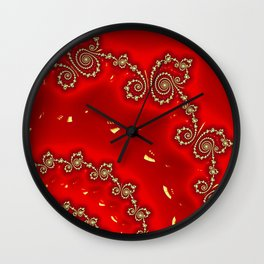 Yes Exactly Wall Clock