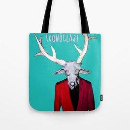ICONOCLAST DEER MAN Tote Bag