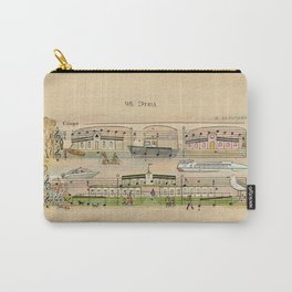 Debarkader Carry-All Pouch