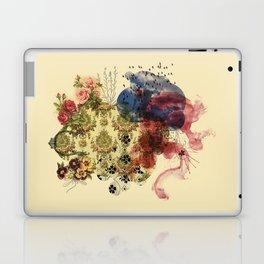 flower power III Laptop & iPad Skin