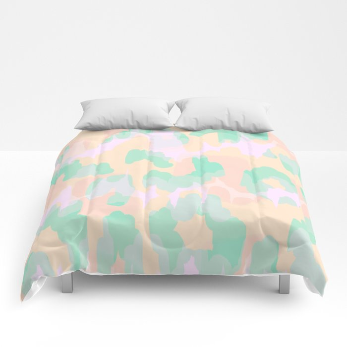 Tamsin - Soft Abstract Comforters