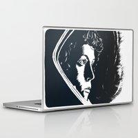 ripley Laptop & iPad Skins featuring Ellen Ripley, Last Survivor of the Nostromo by Birds & Kings