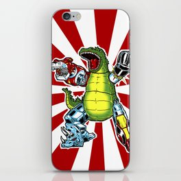 It came from toykio iPhone Skin