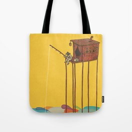 The Great Flood Tote Bag