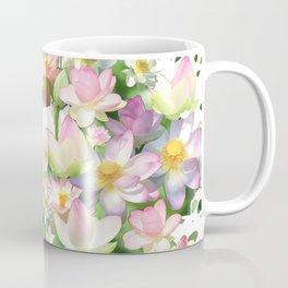 Lotus bloom Coffee Mug