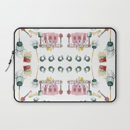A Garden Plan Laptop Sleeve