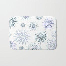 #48. JAEHOON - Flowers Bath Mat